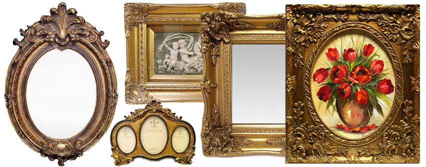 Obrazy - zrkadlá