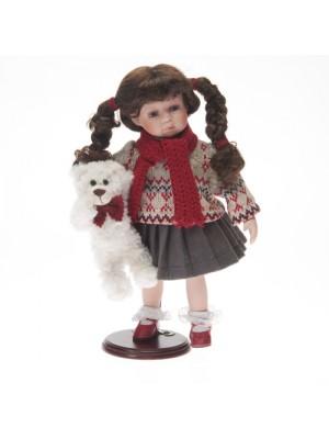 Bábika so šálom