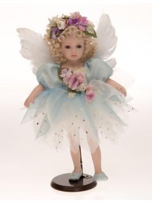Porcelánová bábika víla