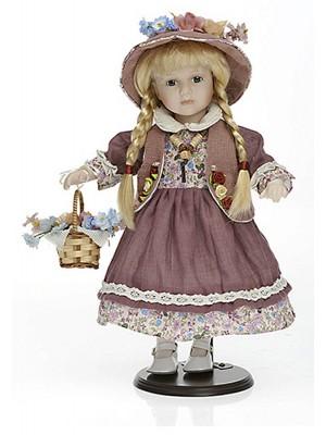 Bábika z porcelánu