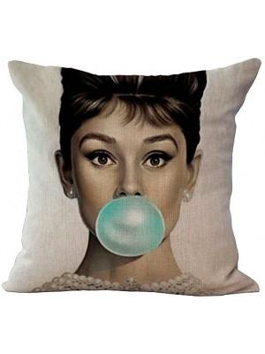 Obliečka Audrey Hepburn