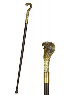 Vychádzková palička kobra