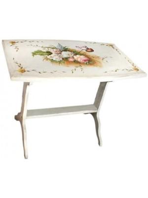 Maľovaný stolík