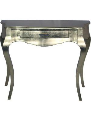Strieborný stolík