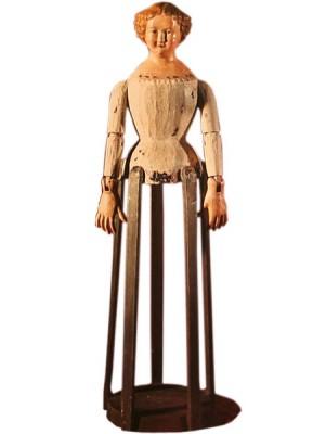 Retro bábika
