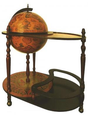 Globus stolík