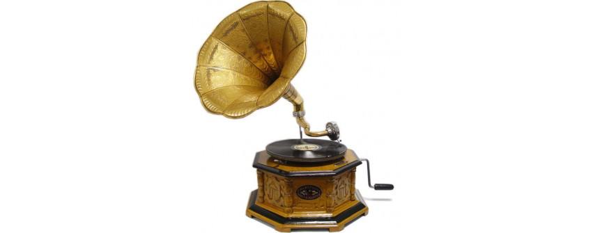 Staré gramofóny