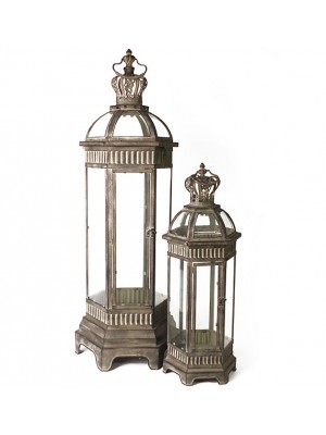 Kovové MAXI lampáše
