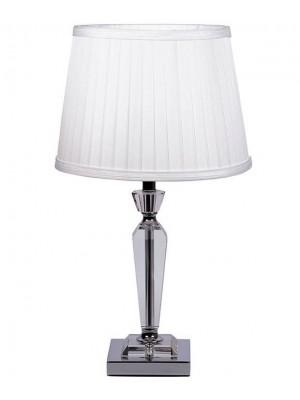 Sklenená lampa deco