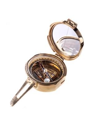 Mosadzný kompas