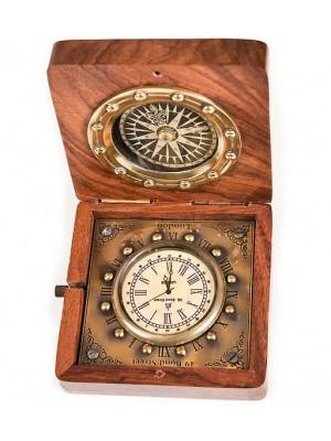 Kompas hodiny