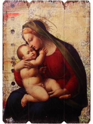 Madona s dieťaťom