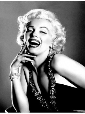Marilyn black and white