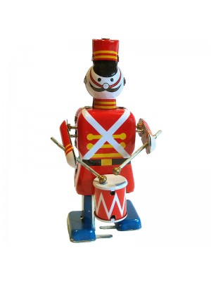 Bubnujúci vojak