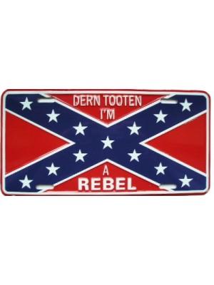 Confederate Flag Im Rebell
