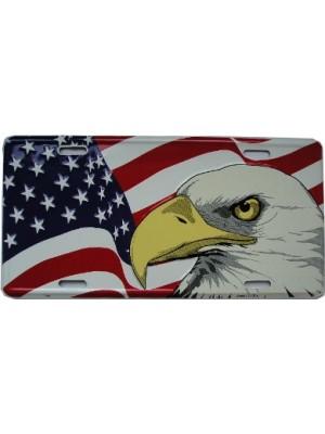 SPZ US Flag Eagle