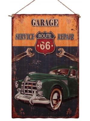 Ceduľa Garage