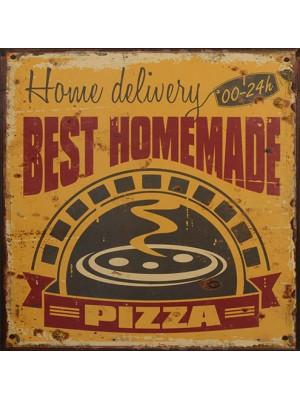 Tabuľa Pizza Best