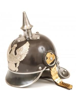 Pruská vojenská helma